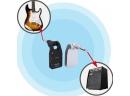 Wireless Guitar Systems - 2.4GHZ Wireless Guitar System Built-in Rechargeable Lithium Battery Digital Transmitter Receiver for Electric Guitar Bas