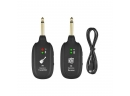 Wireless Guitar Systems - Guitar Wireless System Transmitter Receiver for Electric Guitar Bass